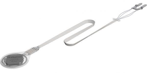Implantoiva elektrodi ja vastaanotin