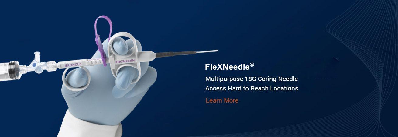Flexneedle